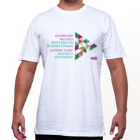 Support Staff Campaign T-Shirt (relaxed fit)