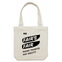 Fair's Fair Tote Bag